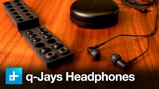 q-Jays Headphones - Hands on Review