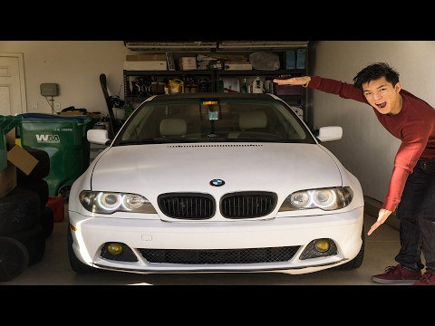 My Car Reveal!! E46 BMW 325CI