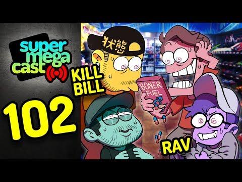 SuperMegaCast - EP 102: Soundcloud Rappers Delight (ft. Kill Bill & Rav)