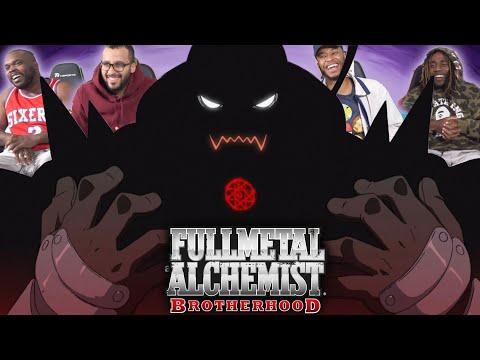 "Full Metal Alchemist: Brotherhood Episode 9 ""Created Feelings"" REACTION/REVIEW"