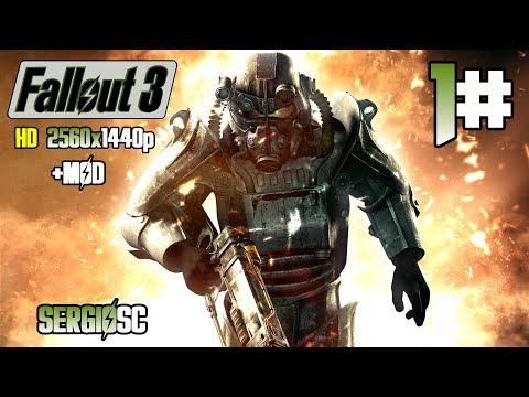 Fallout 3 Modo Muy difícil #1 No puedo esperar a Fallout 76 DIRECTO PC Ultra 1440p +MODs thumbnail