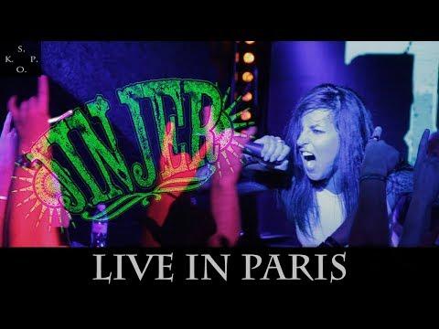 JINJER - Live in Paris (HD) 2018