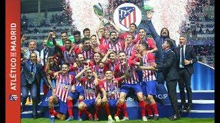 #ATMINSIDER | El Atlético de Madrid, campeón de la Supercopa de Europa 2018