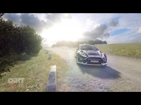 DiRT Rally 2.0 monthly challenge Germany, Ford Fiesta R5