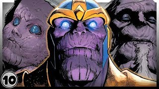 Top 10 Super Powers You Didn't Know Thanos Had