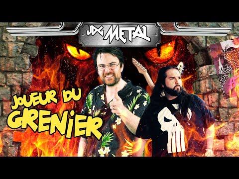 Joueur du grenier - DES JEUX ET DU METAL !