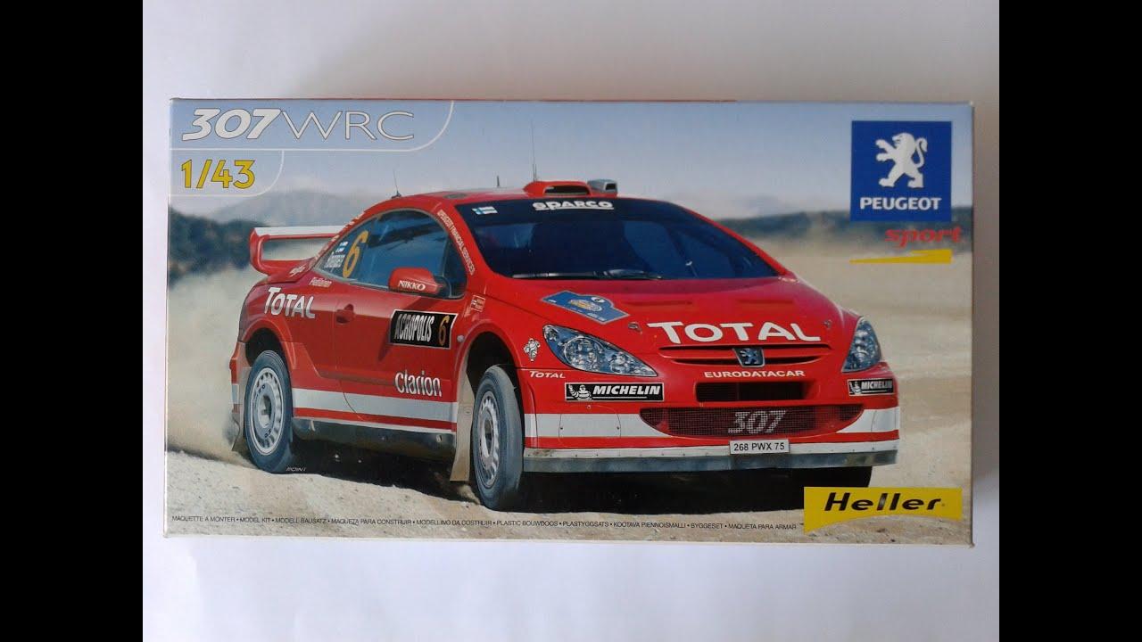 peugeot 307 wrc 2004
