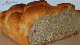Очень вкусный домашний хлеб.