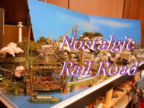 Repeat N gauge model train small layout by shinpoSHI - You2Repeat