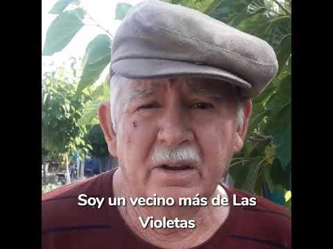 Video Lavalle Asfalto en Las Violetas
