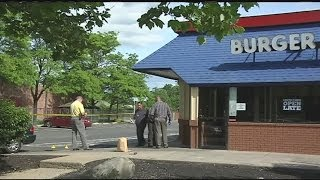 Two shot near a Burger King in Springfield
