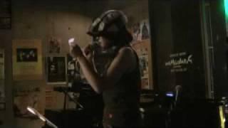 2009/06/16 北九州市八幡西区黒崎のLIVE bar STRAWBERRY SOURでのライブ...