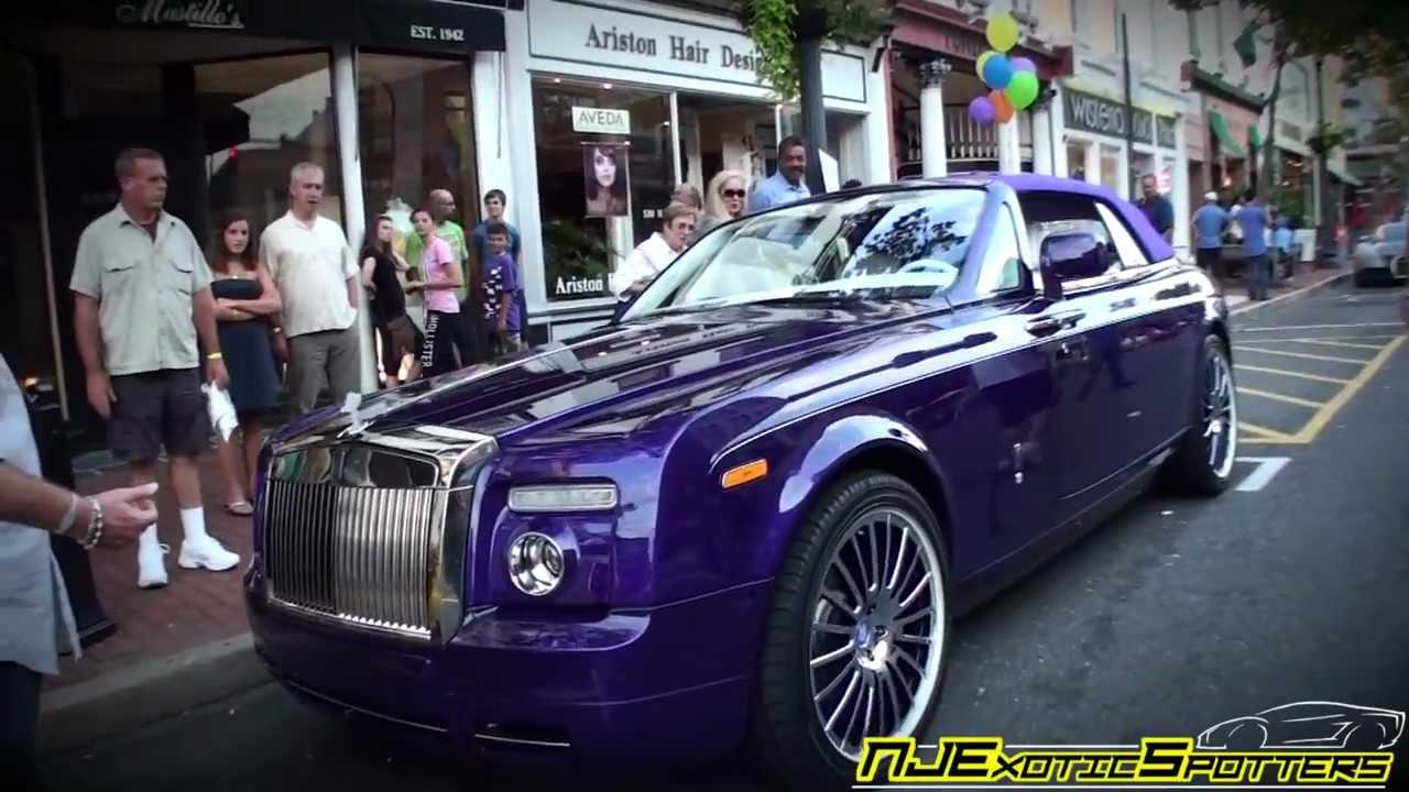 Exotic Car Show  Nj