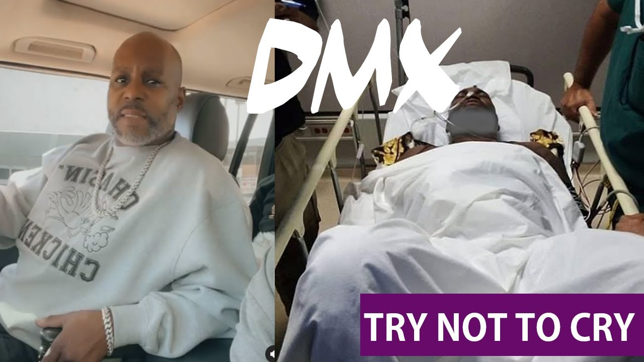 Download Heartbreaking DMX Last Moments Before His Death