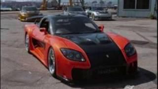 tokyo drift cars