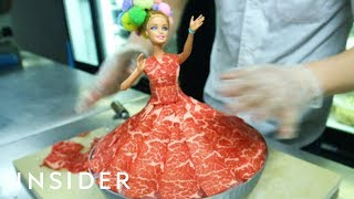 Eat a Barbie Meat Dress with Cantonese Hot Pot