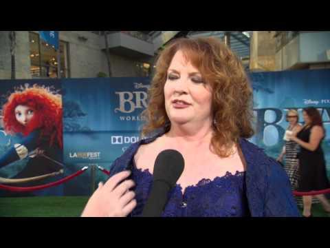 Brenda Chapman At The 'Brave' Premiere! Mp3
