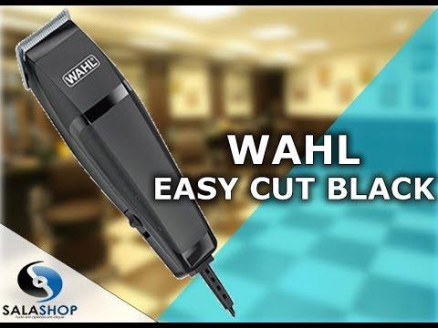 4c29d8796 Unboxing Apresentação Máquina de Cortar Cabelo Wahl Easy Cut Black ...