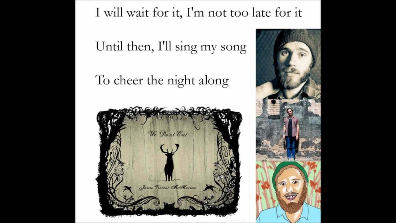 james-vincent-mcmorrow-higher-love-song-from-the-lovefilm-advert-lyric-video-jamesvmcmorrow