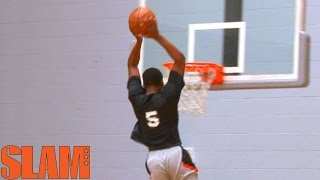 Danuel House 2016 NBA Draft Workout - Athletic Guard with Range - 16NBACLH