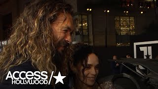 Jason Momoa's Epic Acceptance Speech For Having People's 'Sexiest Arms Of The Year'