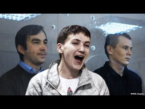 Обмен Савченко. Прямой