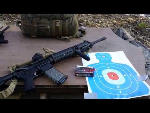 Federal American Eagle 223 Ammo