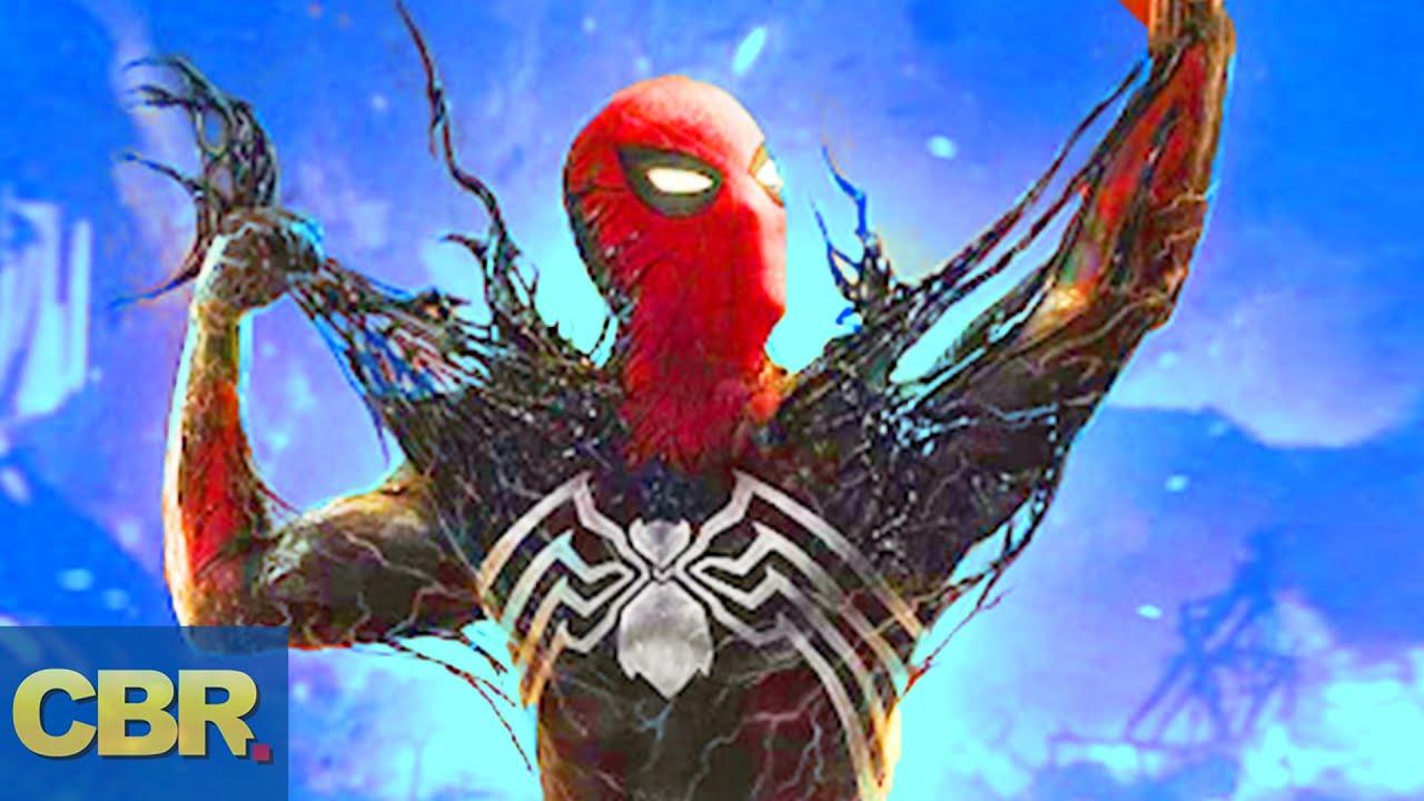 Venom Will Introduce A Dark Spider-Man To The MCU