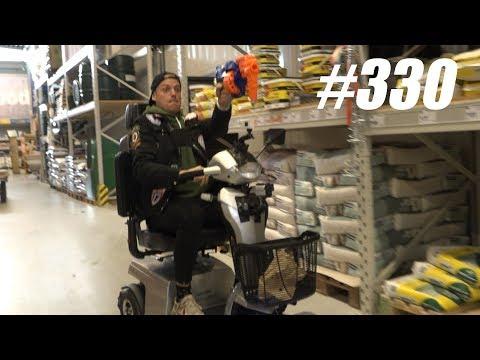 #330: Illegale Scootmobiel Race [OPDRACHT]