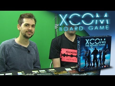 XCOM: The Board Game w/ Sips #1 - Major Threats