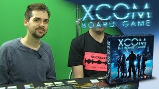 XCOM: The Board Game w/ Sips #1 - Major Threats