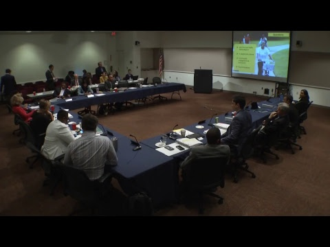 Charlotte City Council Strategy Session 4-2-2018