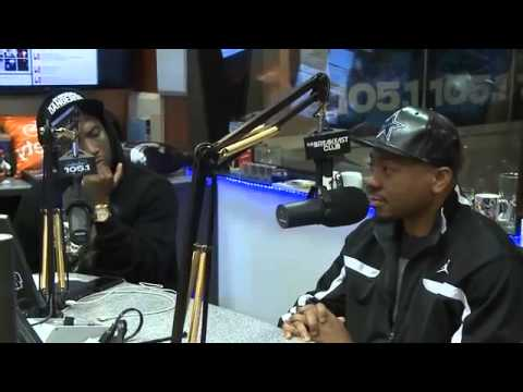 Na'im Lynn interview at The Breakfast Club Power 105 1