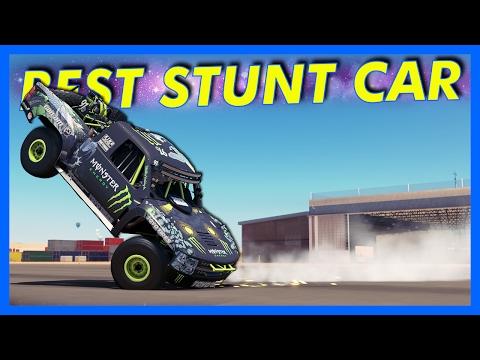 Forza Horizon 3 Online : Best Stunt Car!! thumbnail