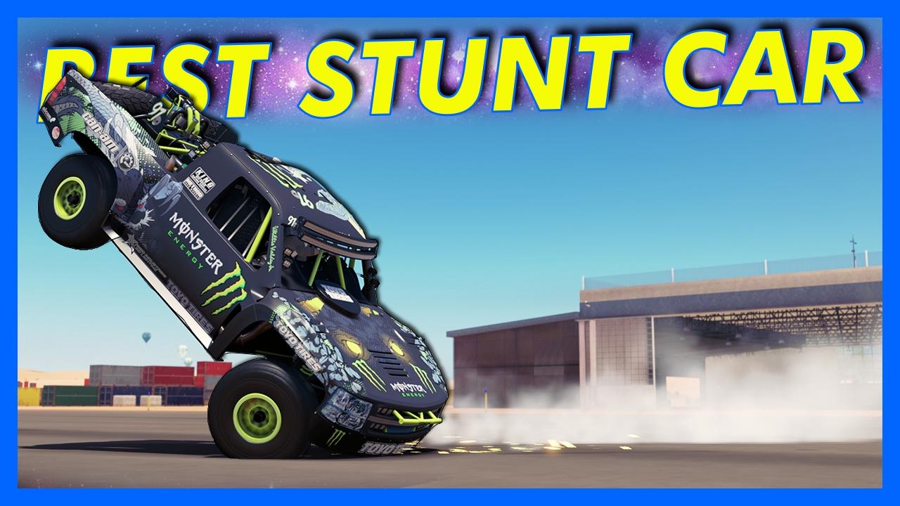 Best Car In Forza Horizon 3 >> Forza Horizon 3 Online : Best Stunt Car!! - YouTube