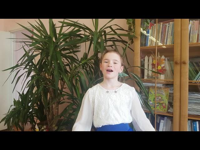 Изображение предпросмотра прочтения – АлисаВасина читает произведение «Потешки-небылицы» (Русский фольклор )