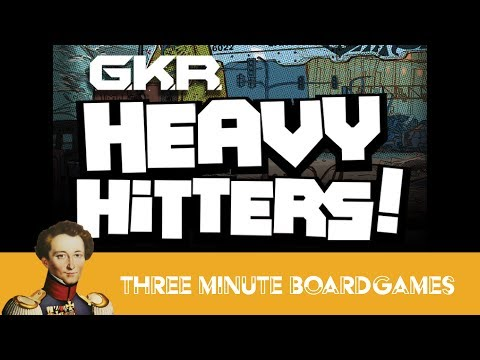 GKR Heavy Hitters in about 3 minutes