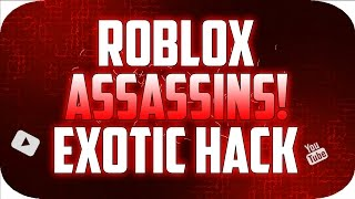 [Roblox Hack] Assassins! Tokens And Exotic Knifes Hack [PATCHED]