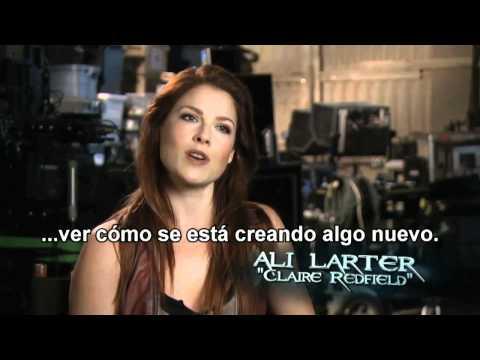 Resident Evil 4 La Resurrección - Featurette