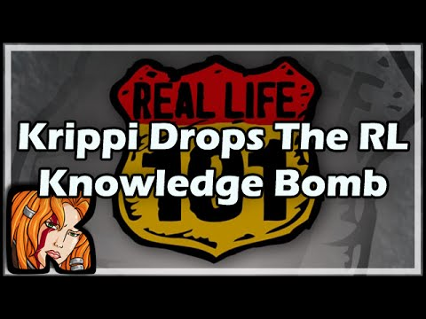 Krippi Drops The RL Knowledge Bomb