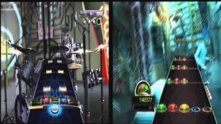 guitar hero vs rock band 3 misery business expert
