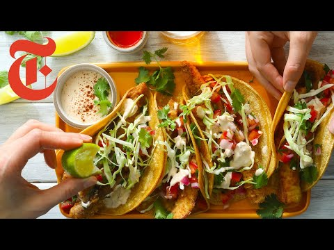 Fried Fish Tacos | NYT Cooking