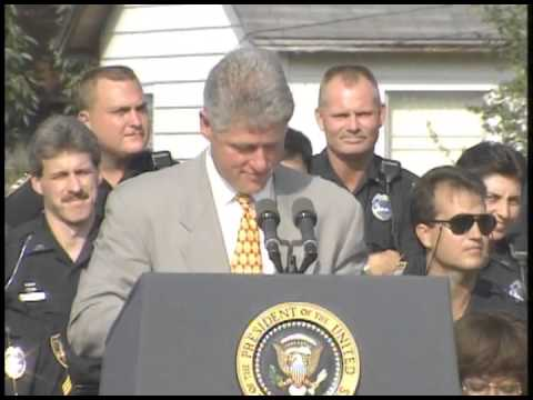 President Clinton's Remarks in Jacksonville, Florida (1995)