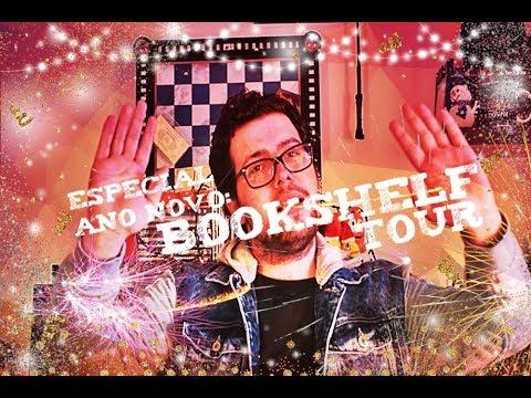BookShelf Tour ESPECIAL ANO NOVO