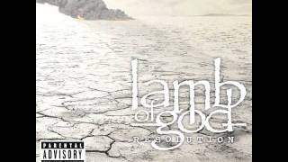 Lamb of God - Insurrection (HQ Audio)