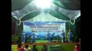 Senam Ceria Anak Indonesia