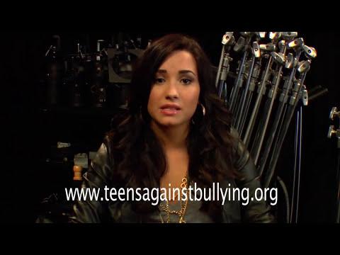 Demi Lovato - Teens Against Bullying Thumbnail image