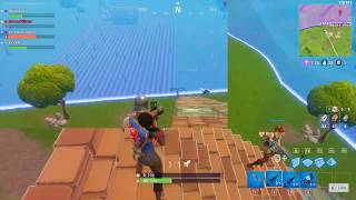 Trying To Rocket Ride To The Secret Island In Fortnite Battle Royale