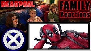 Deadpool | FAMILY Reactions