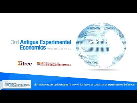 3rd Antigua Experimental Economics Workshop and Conference (2015)